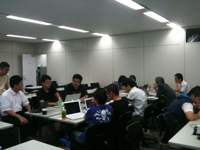 第8回プログラミング実習室(2010年7月10日)