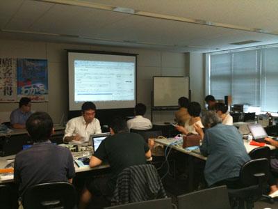 第9回プログラミング実習室(2010年8月14日)