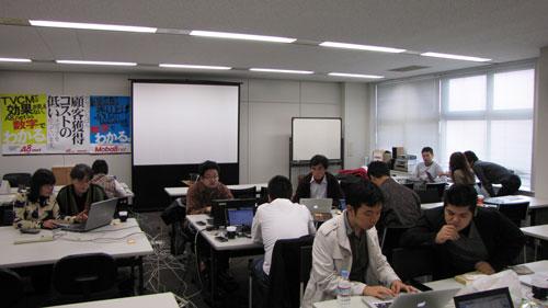 第12回プログラミング実習室(2010年11月13日)