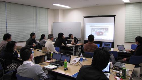 第13回プログラミング実習室(2010年12月11日)