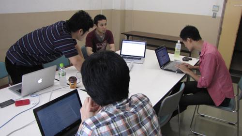 第18回プログラミング実習室(2011年6月11日)in東京