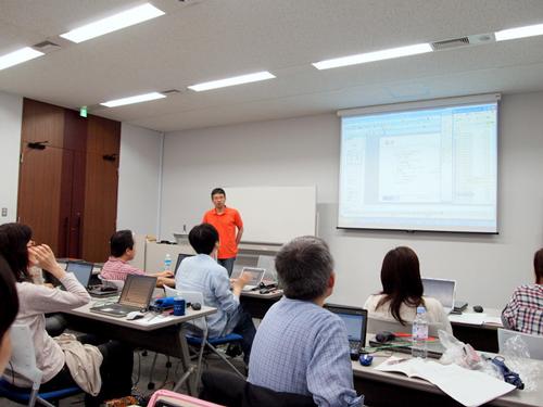 第19回プログラミング実習室(2011年6月12日)in大阪